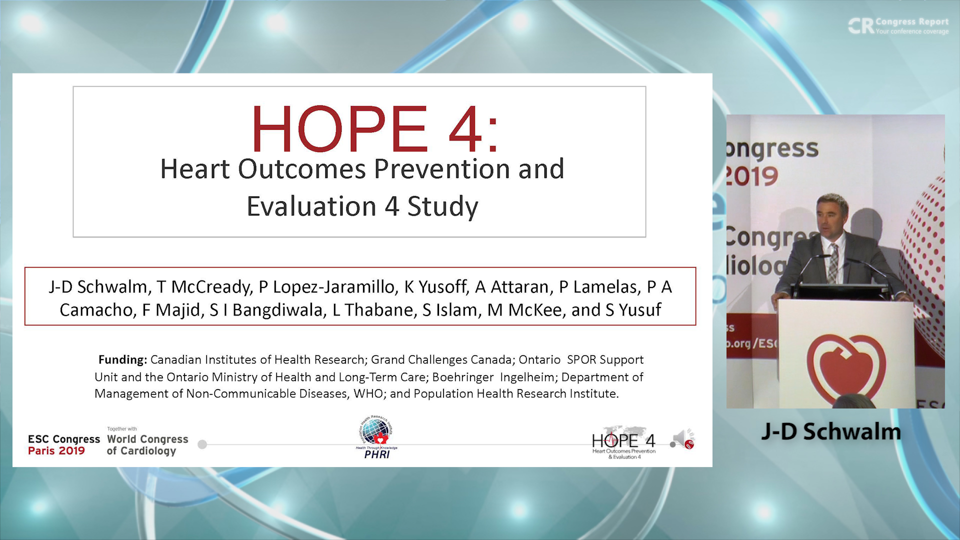 HOPE 4 - I